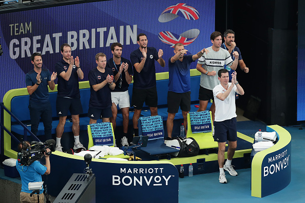 ATP Cup | Henman keeps GB hopes alive