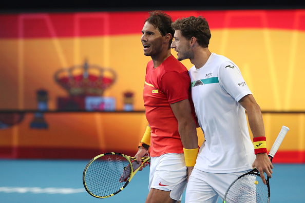 ATP Cup | Nadal and Djokovic pull teams into last eight