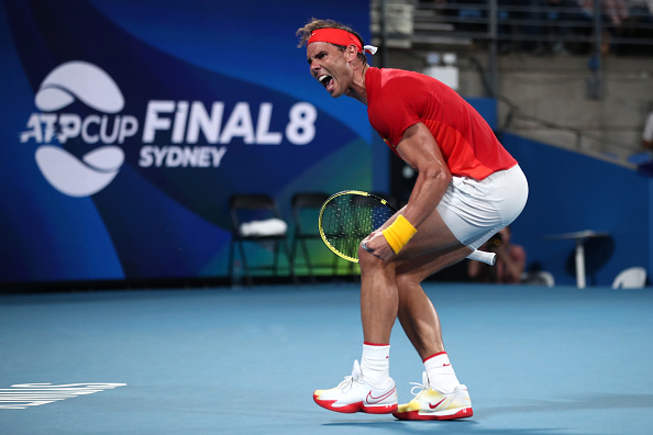 ATP Cup | Nadal delivers Spain into the final