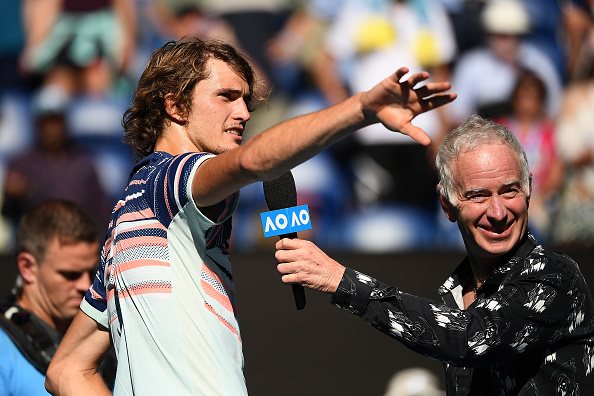 Melbourne | Zverev finally breaks major barrier