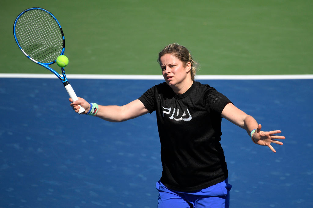 Dubai | Clijsters takes on Muguruza, not Bertens