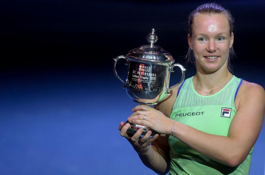 St Petersburg | Bertens successfully defends title