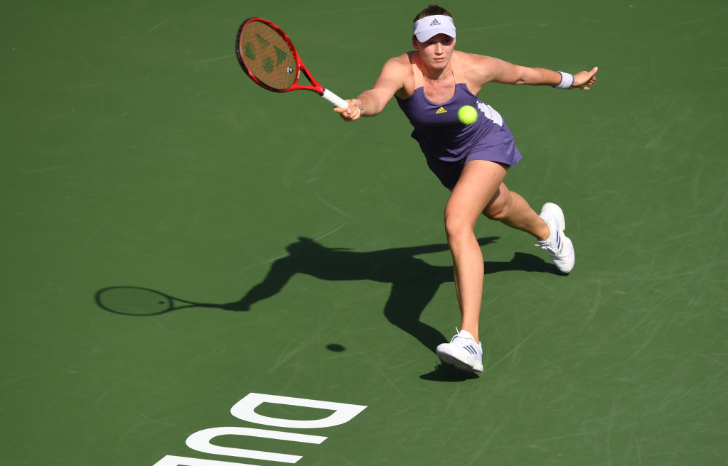 Dubai | Halep survives as Rybakina downs Pliskova