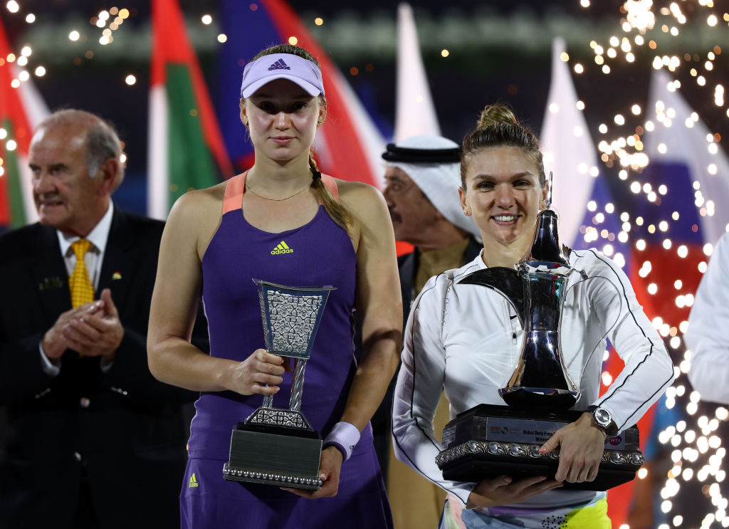 Dubai | Halep edges Rybakina in thrilling final