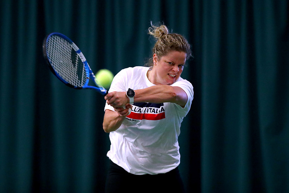 Dubai | Clijsters just wants the challenge