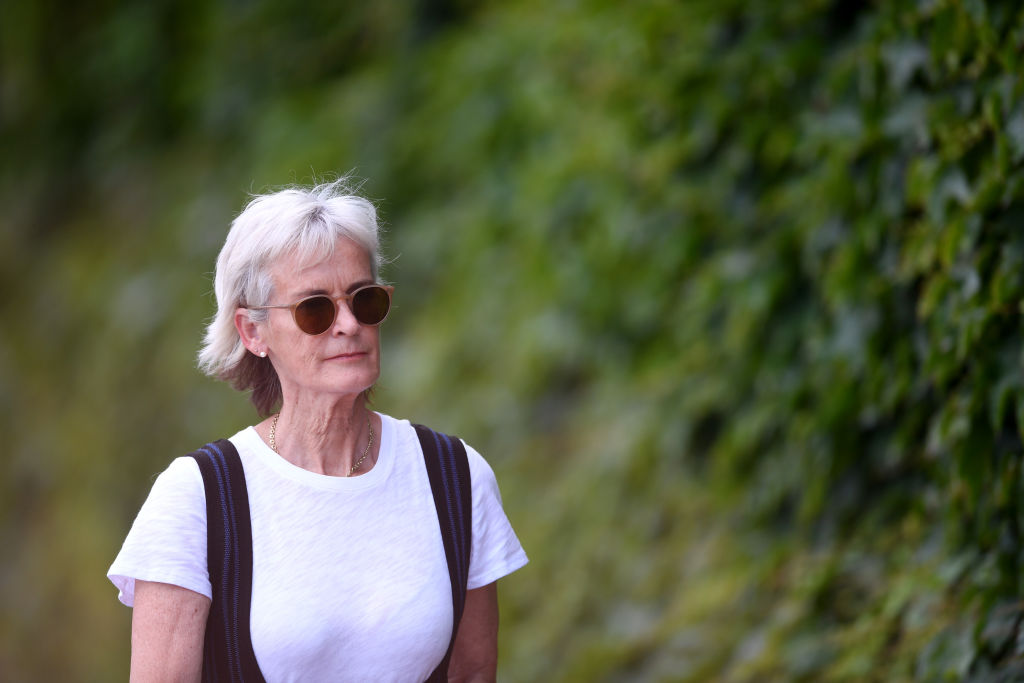 London | Judy Murray tells tourists to go home