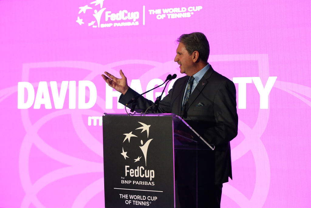 Fed Cup postponed as Tours face suspension