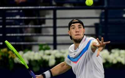 Struff allowed back on court in Germany
