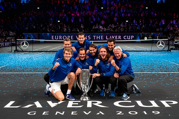 London | Laver Cup is postponed until 2021