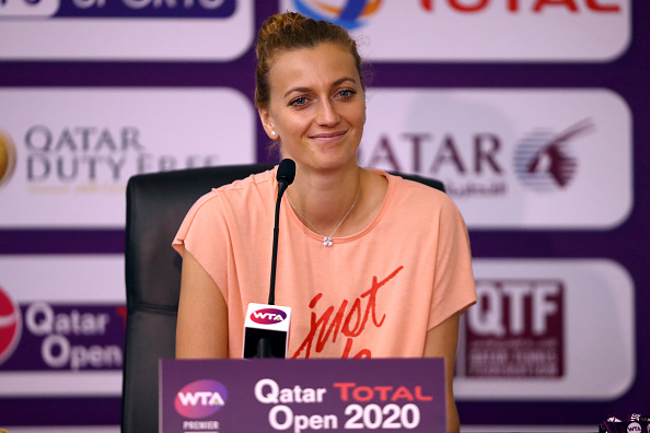 Prague | Kvitova against closed door majors
