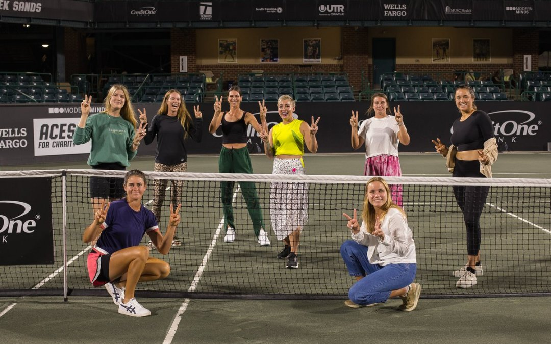 Team Peace clinches victory at Credit One Bank Invitational