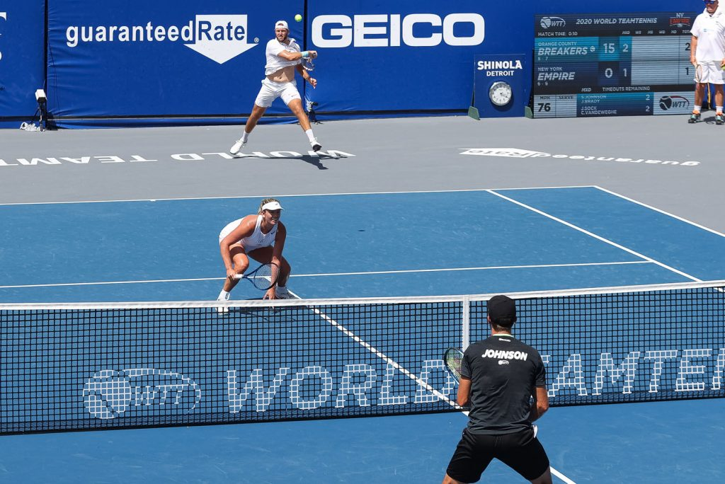 New York make the WTT cut, Washington scuppered
