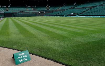 No insurance for Wimbledon, or fans at the US Open