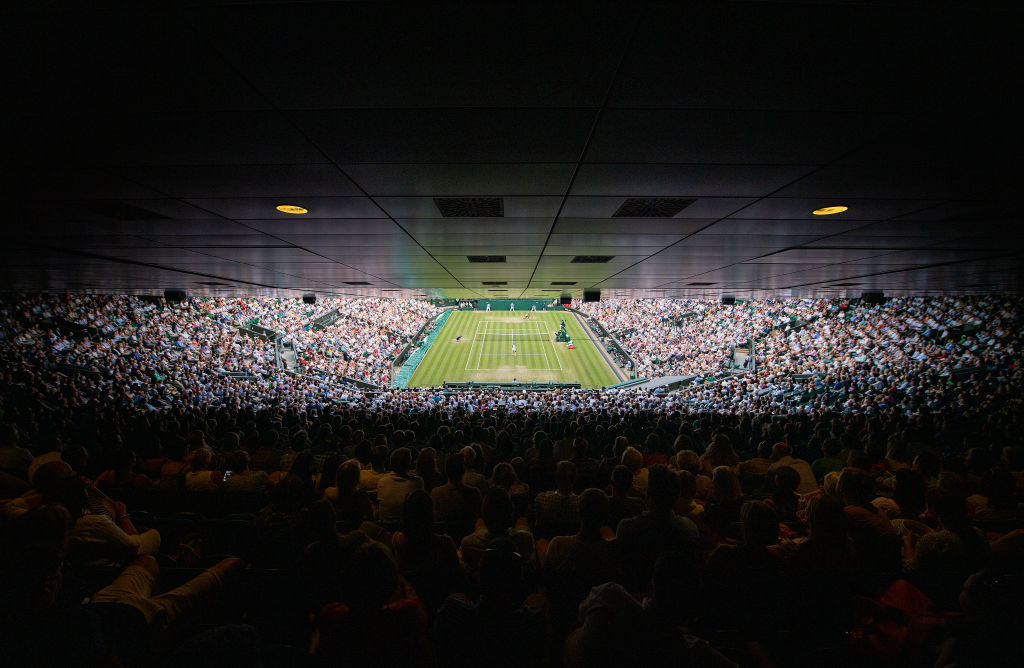 Wimbledon's prize money payout