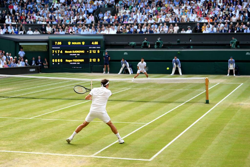 Wimbledon 2021 Draw