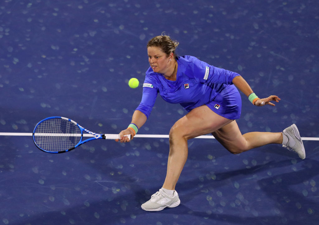 Clijsters comeback resumes at World TeamTennis