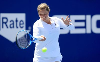 Clijsters pulls out as action begins in New York