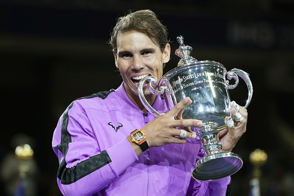 Nadal withdraws from US Open as Madrid Masters is cancelled