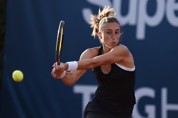 Martic advances, Vondrousova falls in Palermo