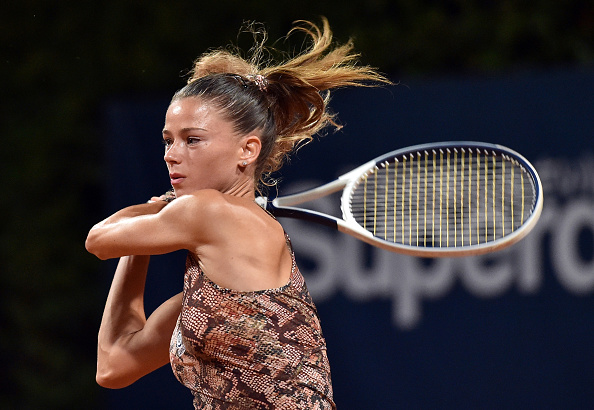 Giorgi makes 3 Italians in Palermo quarters