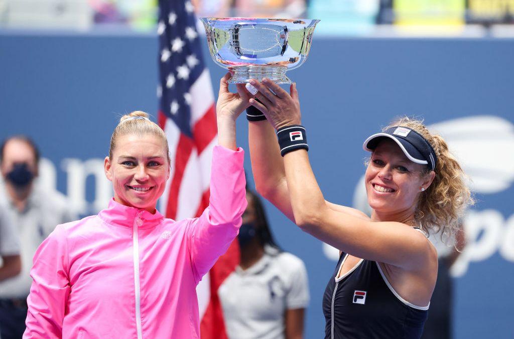 Siegemund & Zvonareva win US Open doubles title