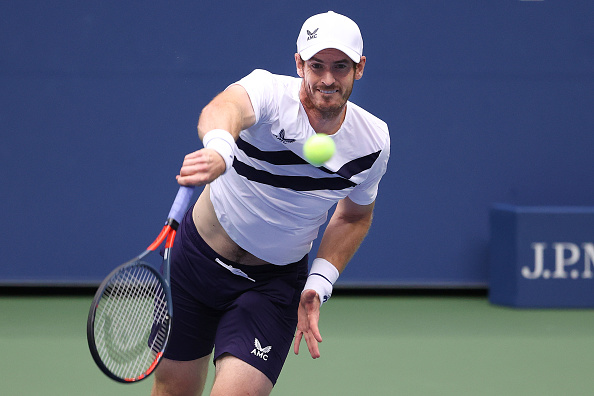 Murray and Evans make it Four
