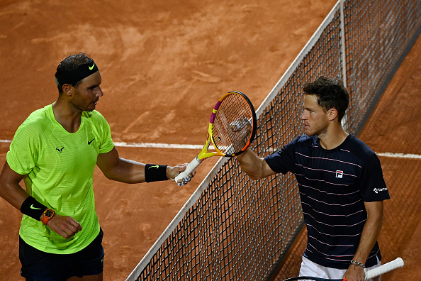 Nadal stunned by Schwartzman