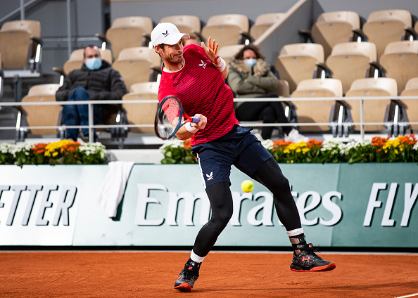 Murray and Evans fall at first hurdle in Paris