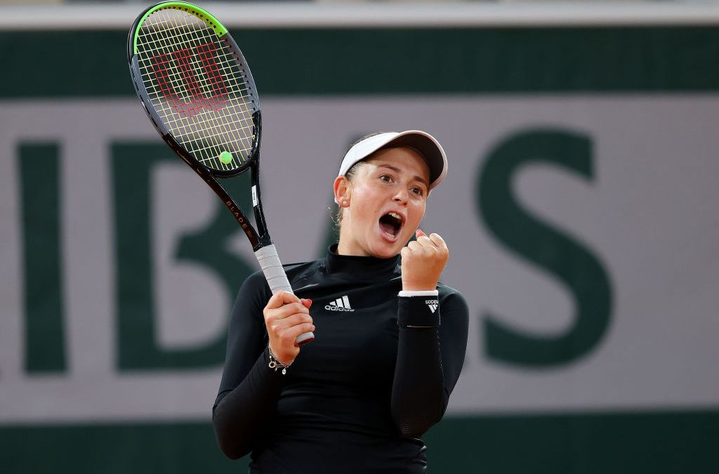 Ostapenko ousts Pliskova, Kenin & Sabalenka move on