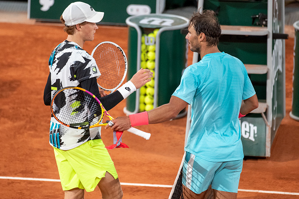 Nadal hits out at organisers while Schwartzman knocks out Thiem
