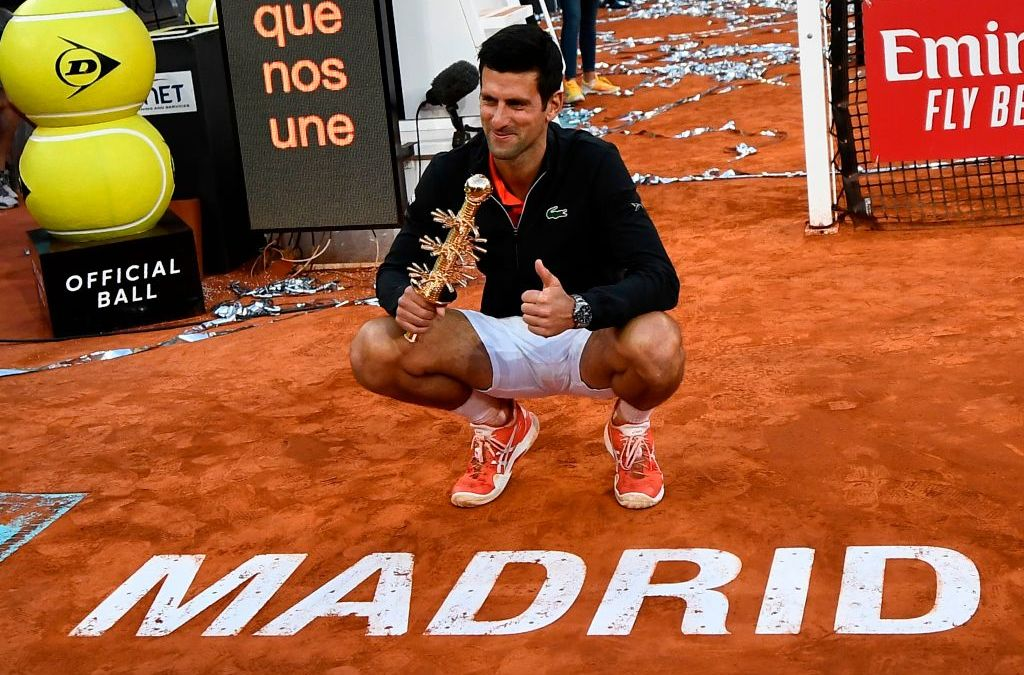 Madrid to become a two-week joint event