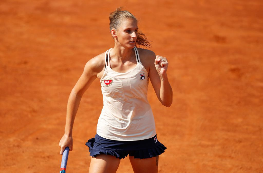 Pliskova parts ways with Vallverdu