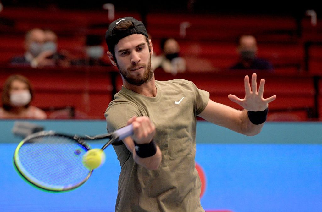 Khachanov latest to test positive