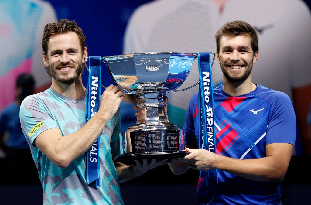 Mektic & Koolhof triumph in ATP doubles final