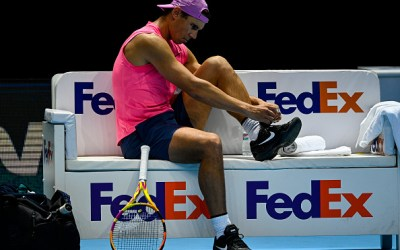 Nadal knows it will be tough to become O2 champion