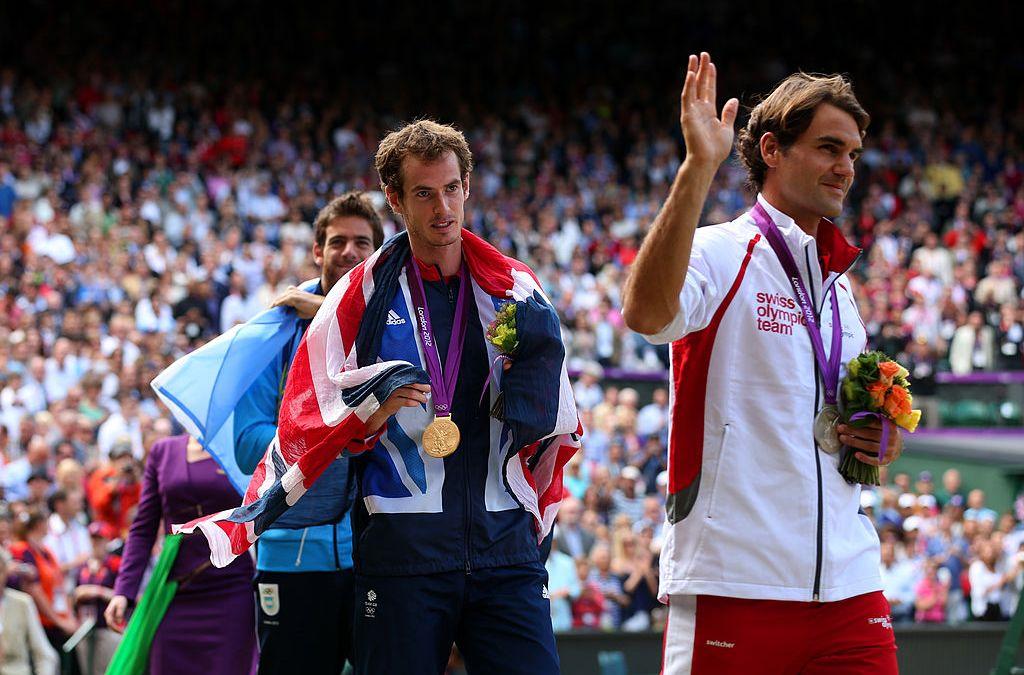 Federer, Murray and Del Potro eye Tokyo 2020