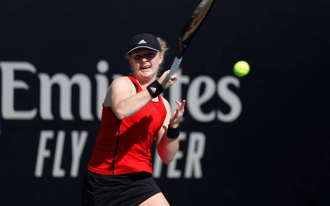 16 women qualify for AO in Melbourne