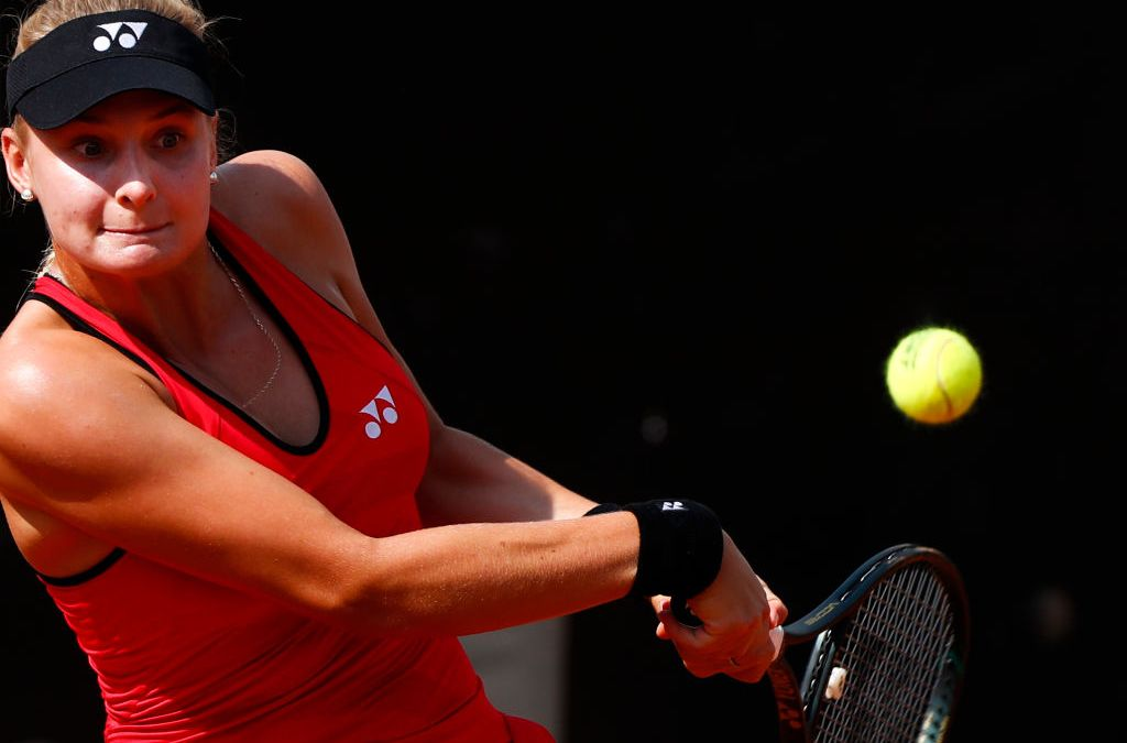 Yastremska's gamble backfires
