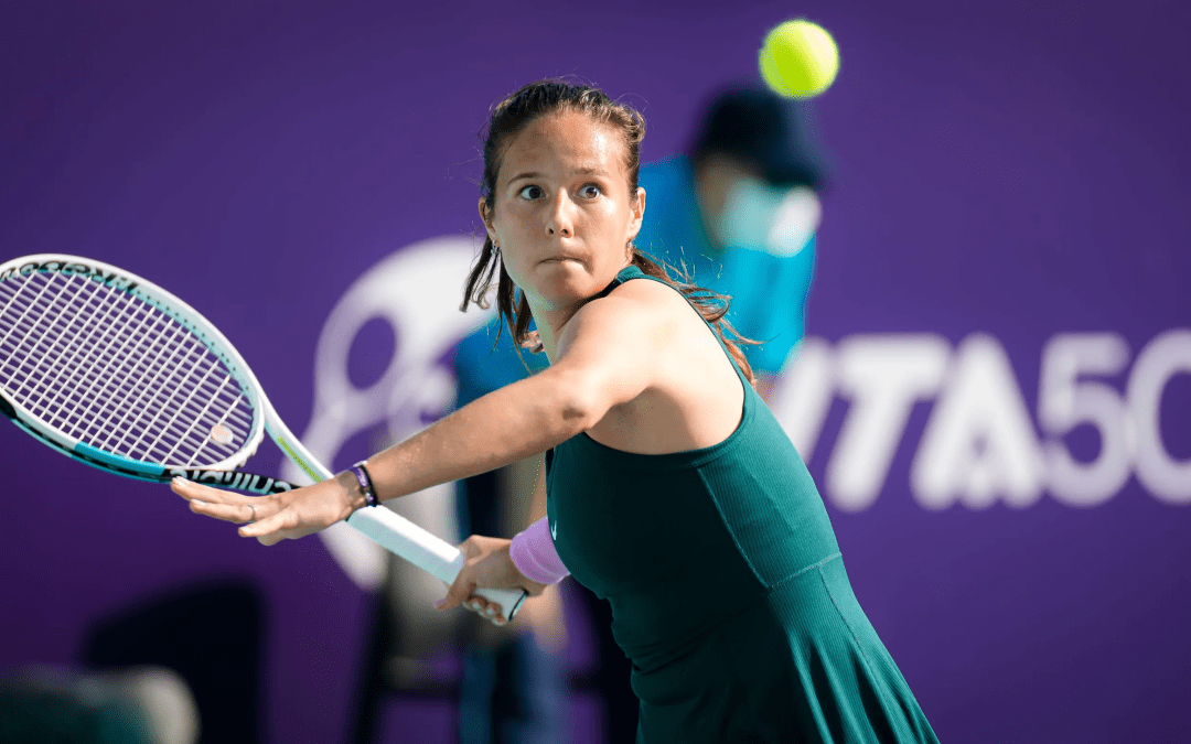 Kasatkina, Sakkari and Jabeur advance in Abu Dhabi