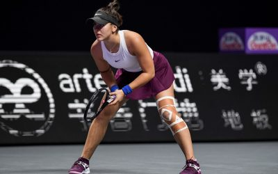 Andreescu pulls out of Grampians Trophy