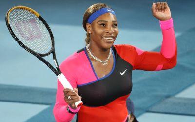 Serena halts Halep, Osaka next