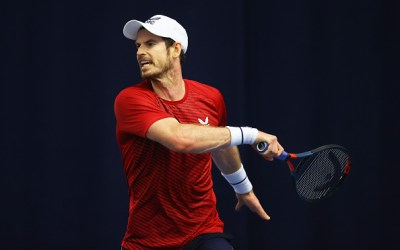 Murray reaches Challenger quarter-finals