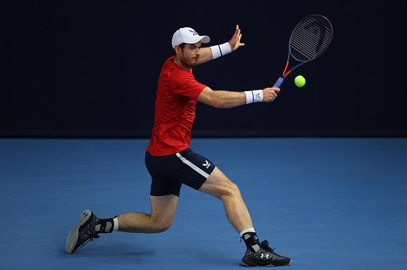 Murray opens season in Italian Challenger