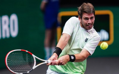 Norrie and Murray win their Rotterdam openers