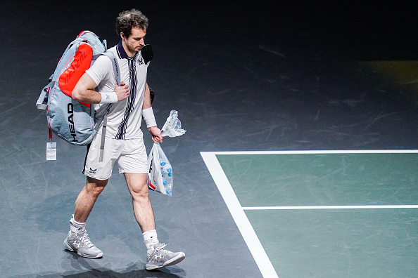 Norrie survives first-round scare in Miami while Murray withdraws