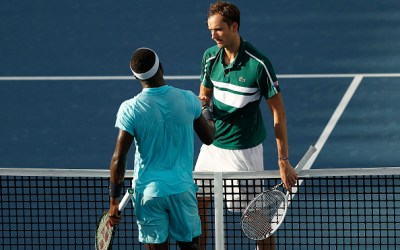 Medvedev leads a great last eight line-up in Miami