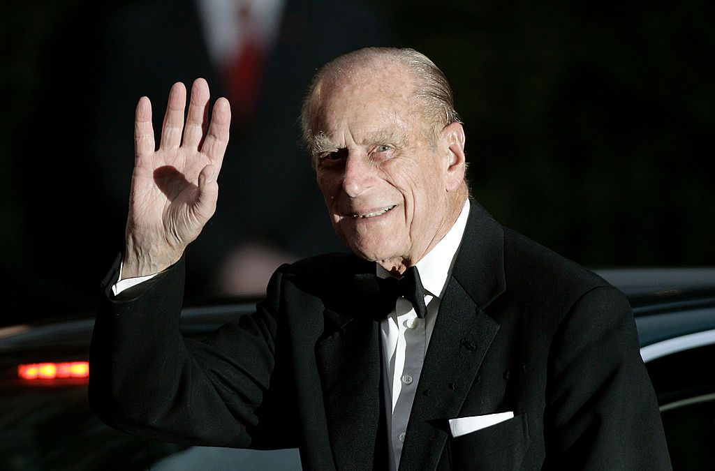 Tennis mourns HRH Prince Philip The Duke of Edinburgh