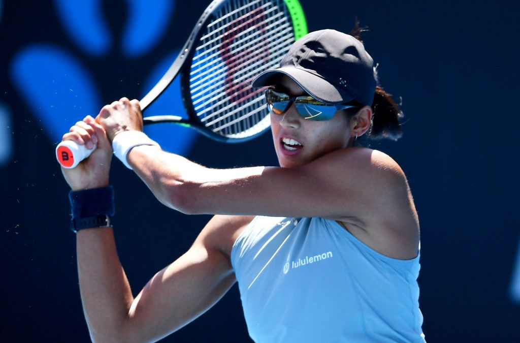 Jabeur books WTA Charleston final with Sharma