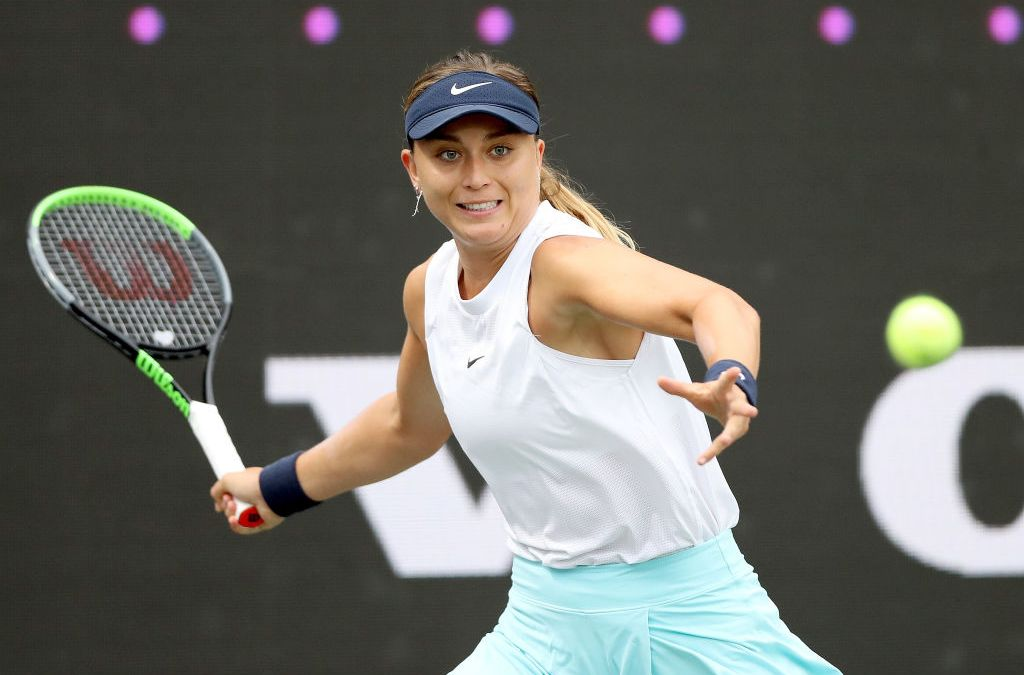 Badosa blitzes Barty to join Kudermetova, Kovonic and Jabeur in Charleston last 4
