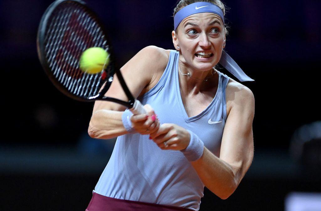 Kvitova and Sabalenka win in Stuttgart